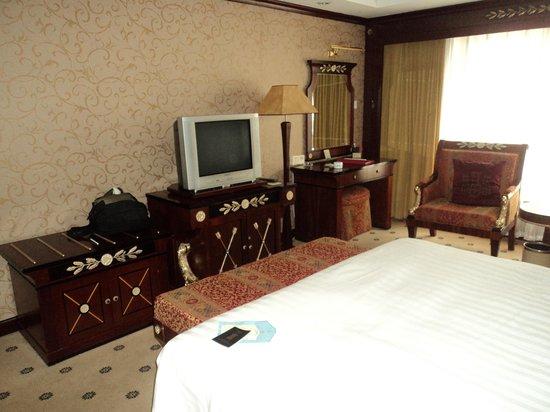 Salvo Hotel Shanghai: room inside view