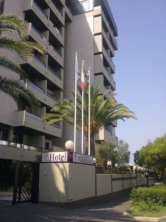 Hotel Panorama : вид на отель