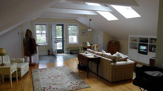 Howard Street Guest House: Wohnbereich