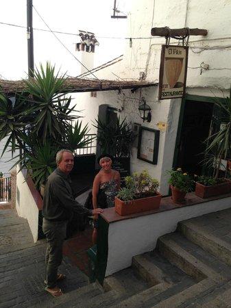 Utanför El Pilon