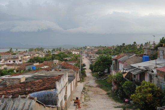 Hostal Los Hermanos: Vistas de Gibara