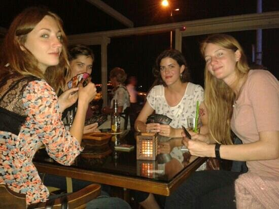 German girls are relaxing picture of sokak bistro cafe sokak bistro cafe german girls are relaxing voltagebd Image collections
