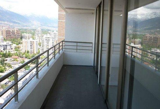 Norus Apartments Las Condes: vista terraza departamentos