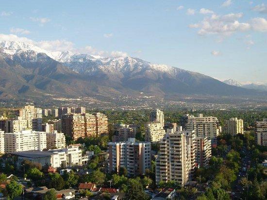 Norus Apartments Las Condes: vista