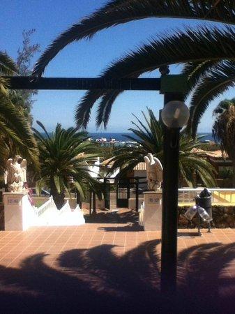 Club Caleta Dorada: view of bay