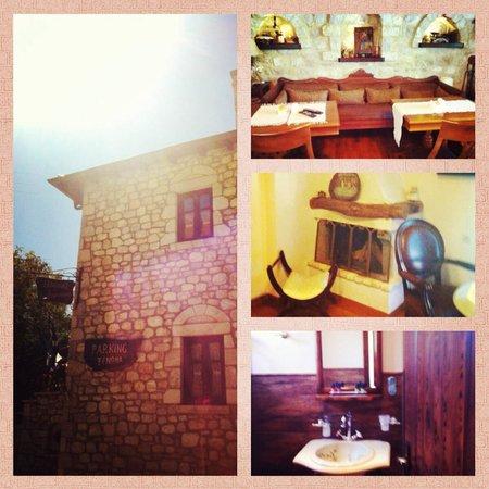 En Dimitsani Guesthouse: En Dimitsani Ξενώνας