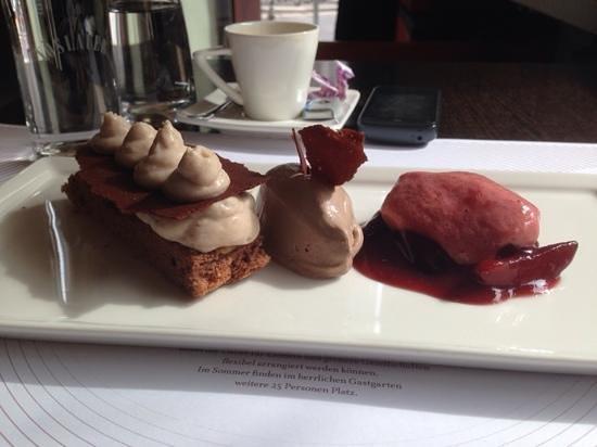 Bernhauers Genuss-Restaurant: Dessert
