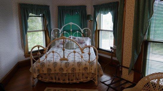 Jefferson Inn: Schlafbereich