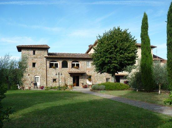 Erboli Residence: accueil de la résidence