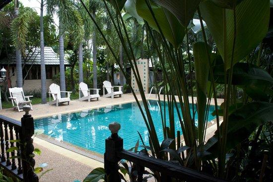 Royal Shilton Resort : Zwembad