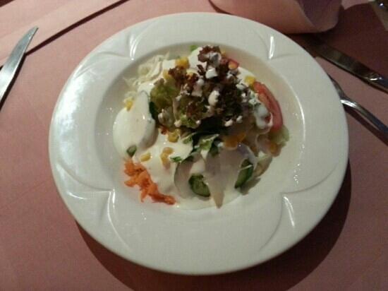 Restaurant Hofgarten: Beilagensalat