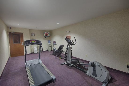 Red Roof Inn: Fitness Center
