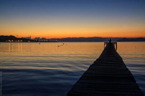 แอลคูเดีย, สเปน: alcudia sunrise