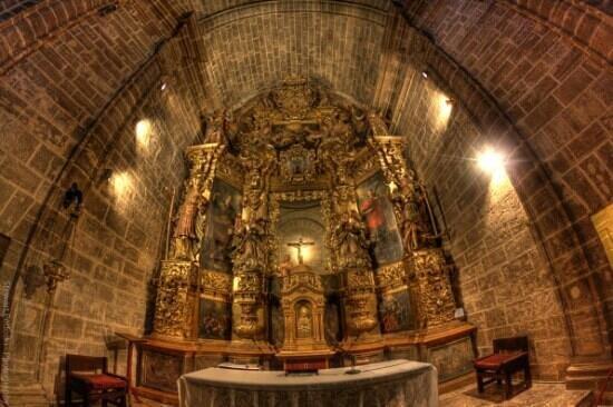 แอลคูเดีย, สเปน: alcudia church