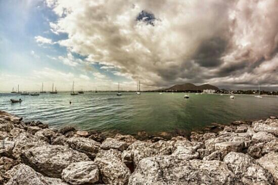 แอลคูเดีย, สเปน: port da alcudia