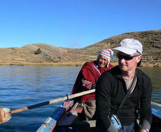 Kuoda Travel : Hop Aboard for a Visit to the World's Highest Navigable Lake, Lake Titicaca!