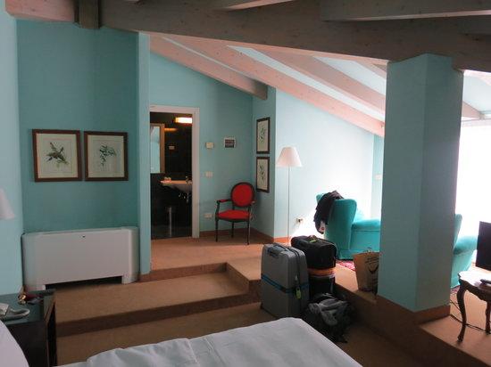 Hotel Villa Miravalle: Room 114