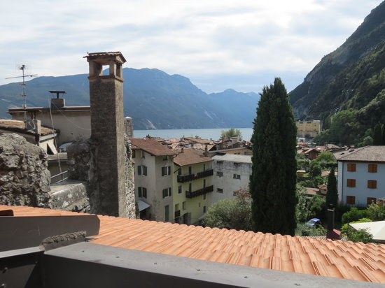 Hotel Villa Miravalle: room 114 view