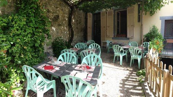 Restaurant Relais du Comte Vert