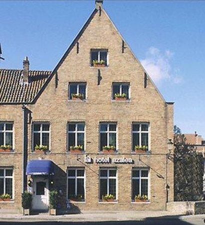 Azalea Hotel: Exterior