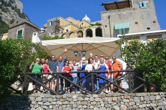 Casale Villarena : Tour Group