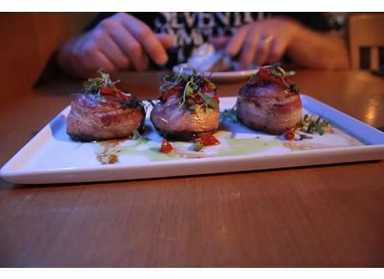 Old Port Sea Grill: Lovely scallops