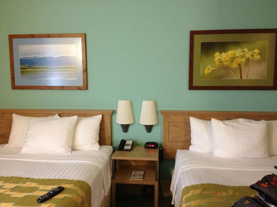 Nullagvik Hotel The Room