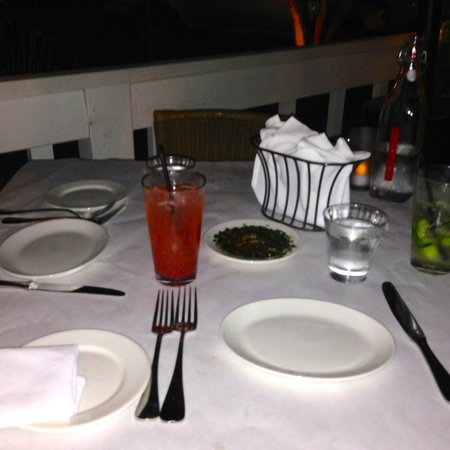 Piatti - La Jolla: Superbes boissons sans alcool