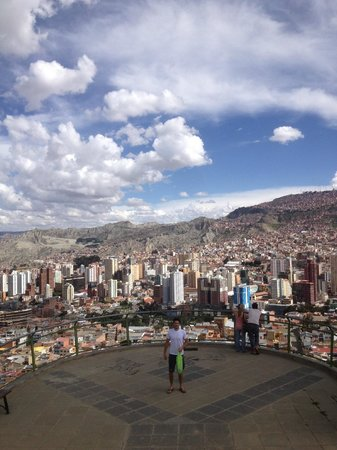Golf Tours Bolivia-Day Tours