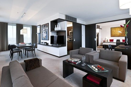 Sofitel Berlin Kurfuerstendamm : Imperial Suite