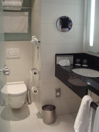 Neues Badezimmer | Neues Badezimmer Bild Von Radisson Blu Hotel Amsterdam Amsterdam