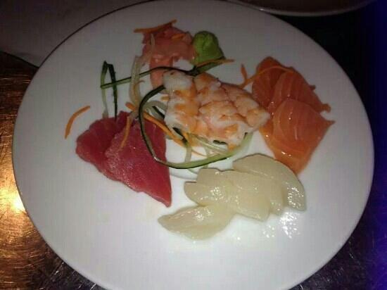 Beloved Playa Mujeres: sushi