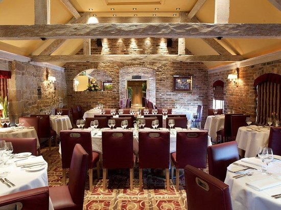 The Morley Hayes Hotel: Dovecote