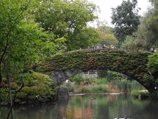 Custom & Private New York Tours Inc: Central Park
