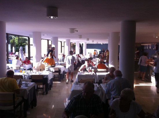 Be Live Adults Only Costa Palma: Breakfast lounge