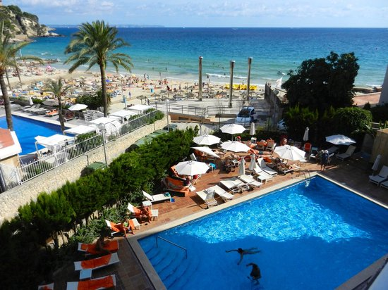 Be Live Adults Only Costa Palma: Day view from balcony