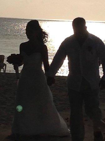 Iberostar Cozumel: wedding day