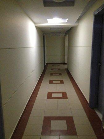 Bio Suites Hotel: Corridoio