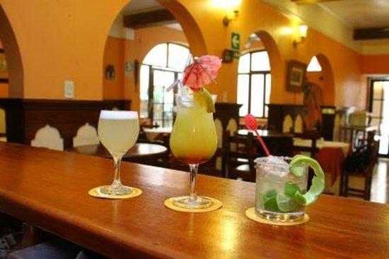 Bayview Hotel: Bar-Restaurant