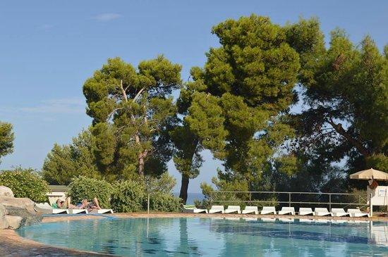 ซิทต้าเดลแมร์ โฮเต็ลวิลเลจ: piscina relax