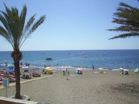 Paradise Lago Taurito: beach