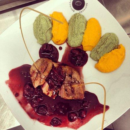 Gavroche - Cafe. Brasserie.: Duck breast!