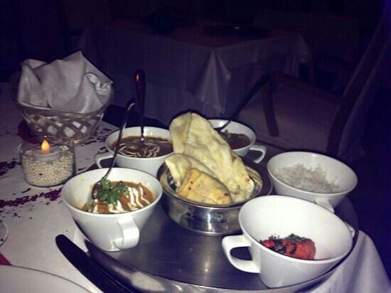 Beloved Playa Mujeres: delicious indian at the excellence