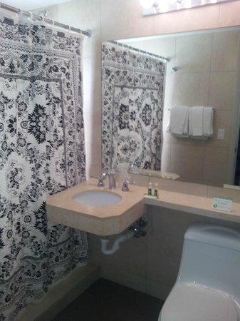 Collins Hotel: Banheiro