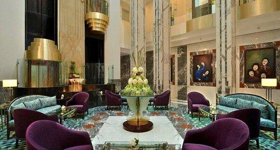 Hotel Marine Plaza: Atrium