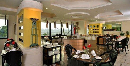 Hotel Marine Plaza: Bayview Restaurant