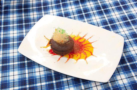Italian Gourmet: tortino de chocolate