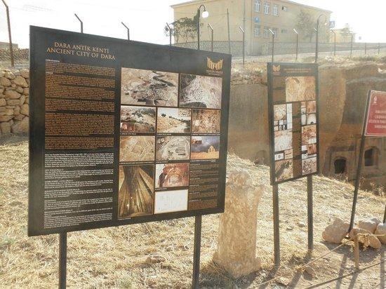 Dara Mesopotamia Ruins: Entrance to Dara