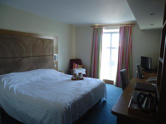 Big Blue Hotel: Room 415