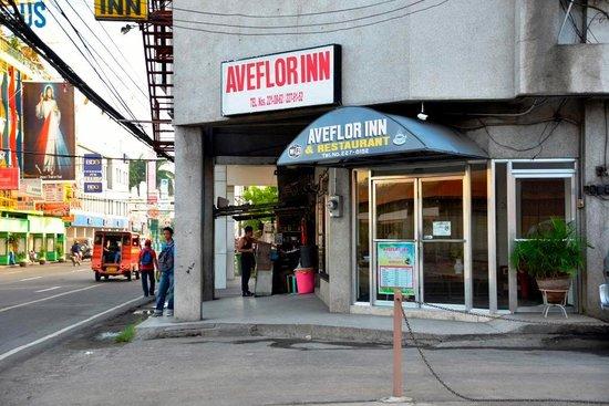 Aveflor Inn and Restaurant: Aveflor Inn